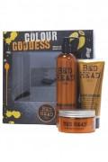 TIGI Bed Head Colour Goddess šampon 400 ml + kondicionér 200 ml + maska 200 g