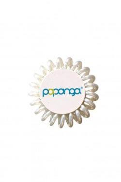 Papanga Classic malá - perleťová bílá