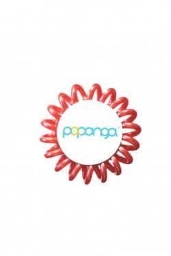Papanga Classic malá - růžovo-červená