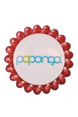 Papanga Classic velká - koralová červená