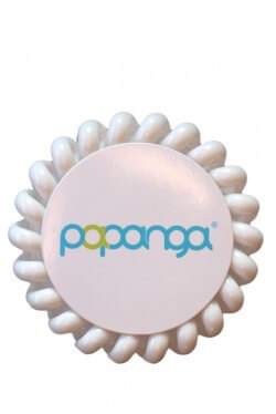Papanga Classic velká - ledová bílá