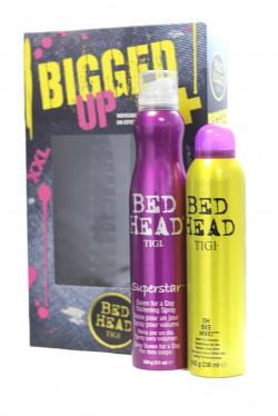 TIGI Bed Head Bigged Up tužidlo 311 ml + suchý šampon 238 ml