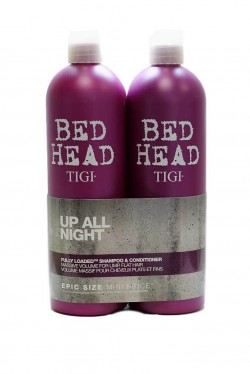 TIGI Bed Head Fully Loaded šampon 750 ml + kondicionér 750 ml