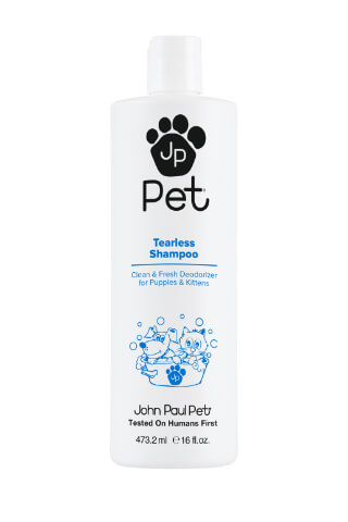 John Paul Pet Tearless Gentle Shampoo 473 ml
