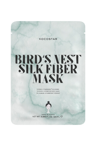 Kocostar Bird's Nest Silk Fiber pleťová maska