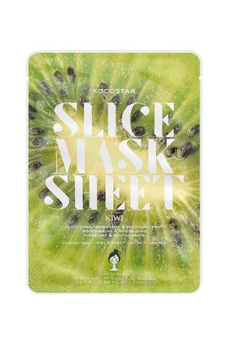 Kocostar Slice Mask Sheet Kiwi pleťová maska