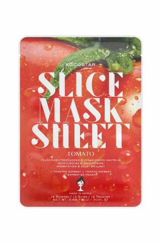 Kocostar Slice Mask Sheet Tomato pleťová maska
