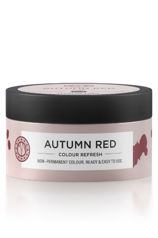 Maria Nila Colour Refresh Autumn Red maska s barevnými pigmenty 100 ml