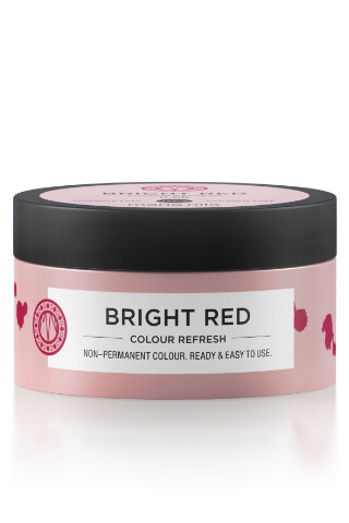 Maria Nila Colour Refresh Bright Red maska s barevnými pigmenty 100 ml