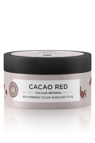 Maria Nila Colour Refresh Cacao Red maska s barevnými pigmenty 100 ml