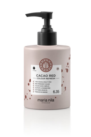Maria Nila Colour Refresh Cacao Red maska s barevnými pigmenty 300 ml