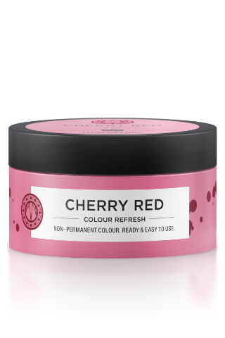 Maria Nila Colour Refresh Cherry Red maska s barevnými pigmenty 100 ml