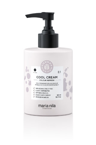 Maria Nila Colour Refresh Cool Cream maska s barevnými pigmenty 300 ml