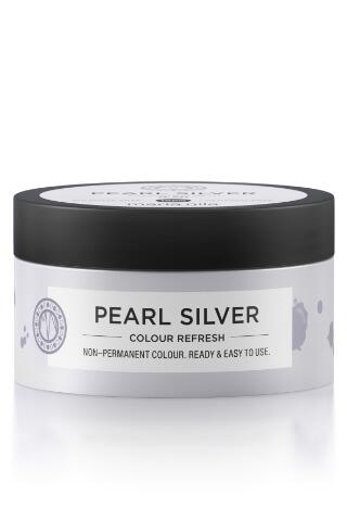 Maria Nila Colour Refresh Pearl Silver maska s barevnými pigmenty 100 ml