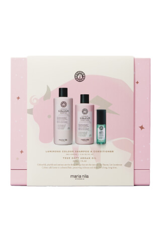 Maria Nila Holiday Box - Luminous Colour