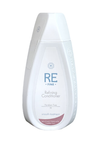 Nanokeratin System Refine Refining kondicionér na chemicky ošetřené vlasy a citlivé vlasy 320 ml