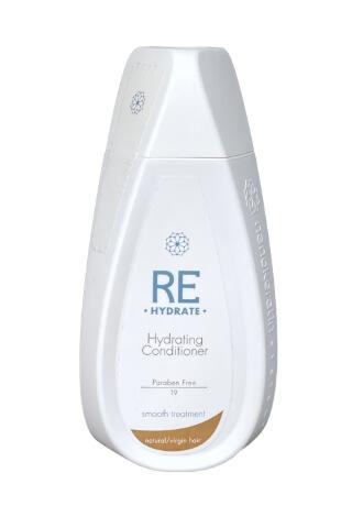 Nanokeratin System Rehydrate Hydrating kondicionér na naturální vlasy 320 ml