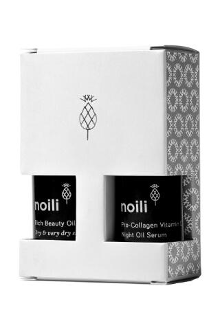 Noili Rich Travel Kit na suchou a velmi suchou pleť 2 x 15 ml