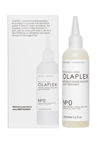 Olaplex No. 0 Intensive Bond Building Hair Treatment 155 ml