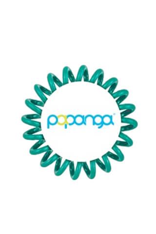 Papanga Classic malá - smaragdově-zelená