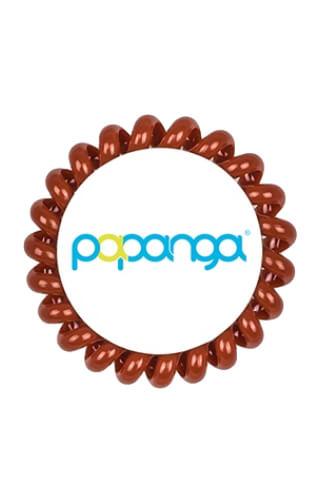 Papanga Classic velká - červenohnědá