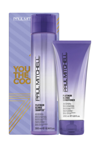 Paul Mitchell Platinum Blonde Duo