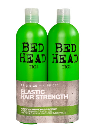 TIGI Bed Head Elastic Strengthening šampon 750 ml + kondicionér 750 ml