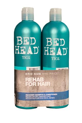TIGI Bed Head Recovery šampon 750 ml + kondicionér 750 ml