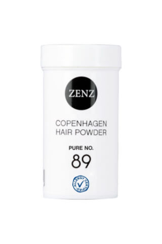 ZENZ Copenhagen Hair Powder Pure No.89 (10 g)