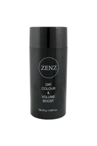 ZENZ Day Colour & Volume Boost Powder No.37 Dark Brown (25 g)