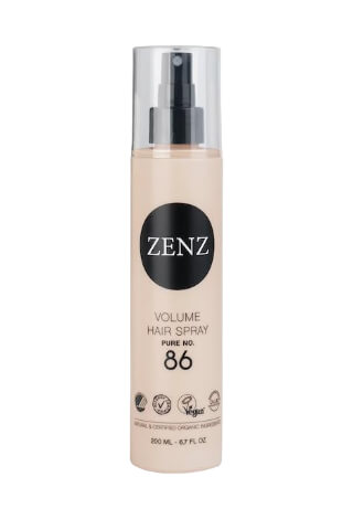 ZENZ Volume Hair Spray No.86 Medium Hold (200 ml)