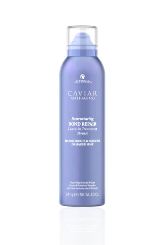 Alterna Caviar Restructuring Bond Repair Leave-in Treatment Mousse 241 g