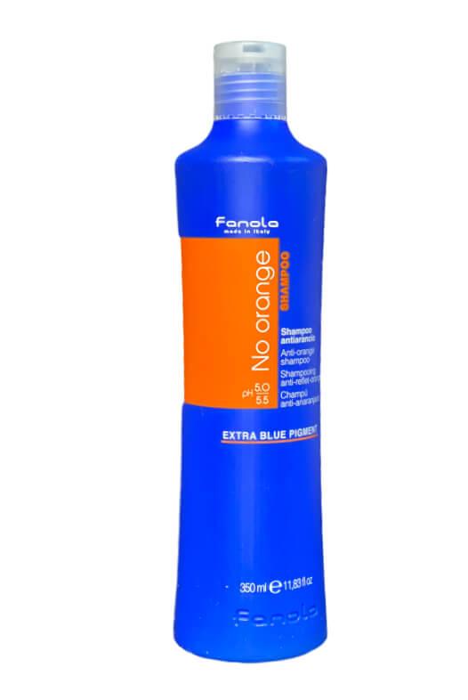 Fanola No orange šampon na neutralizaci měděných odlesků 350 ml