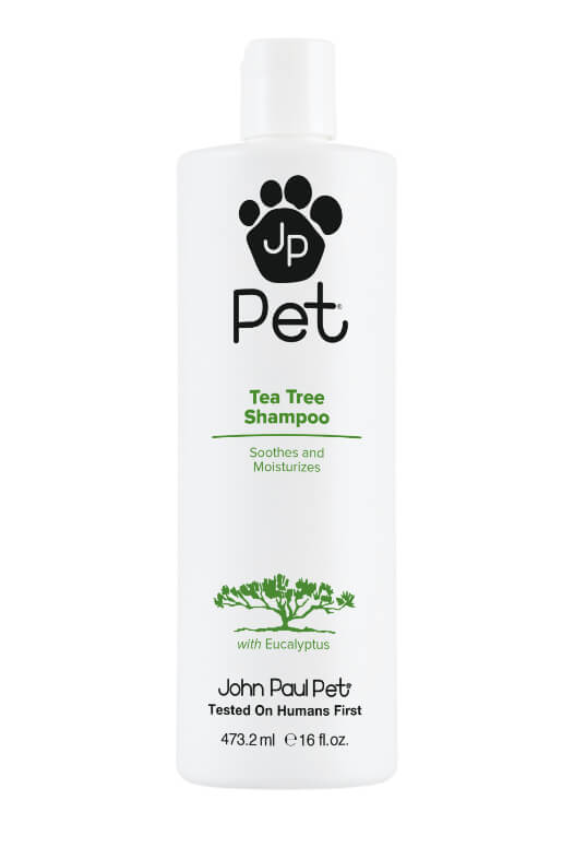 John Paul Pet Tea Tree Shampoo 473 ml