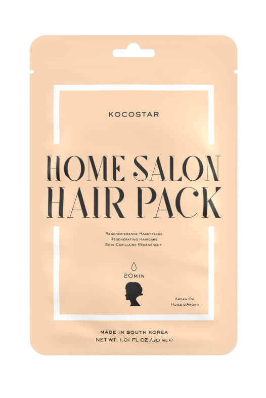 Kocostar Home Salon Hair Pack hydratační maska na vlasy
