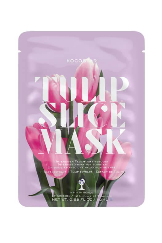 Kocostar Tulip Slice Mask pleťová maska