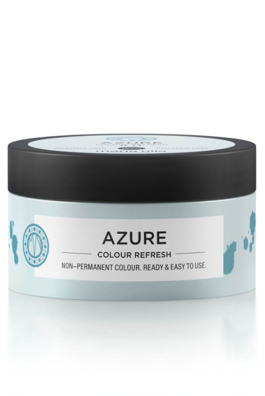 Maria Nila Colour Refresh Azure maska s barevnými pigmenty 100 ml