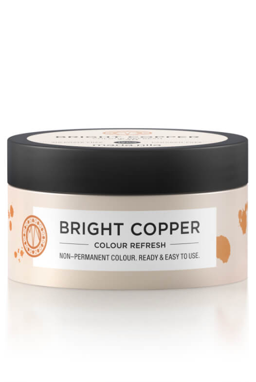 Maria Nila Colour Refresh Bright Copper maska s barevnými pigmenty 100 ml