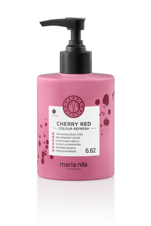 Maria Nila Colour Refresh Cherry red maska s barevnými pigmenty 300 ml