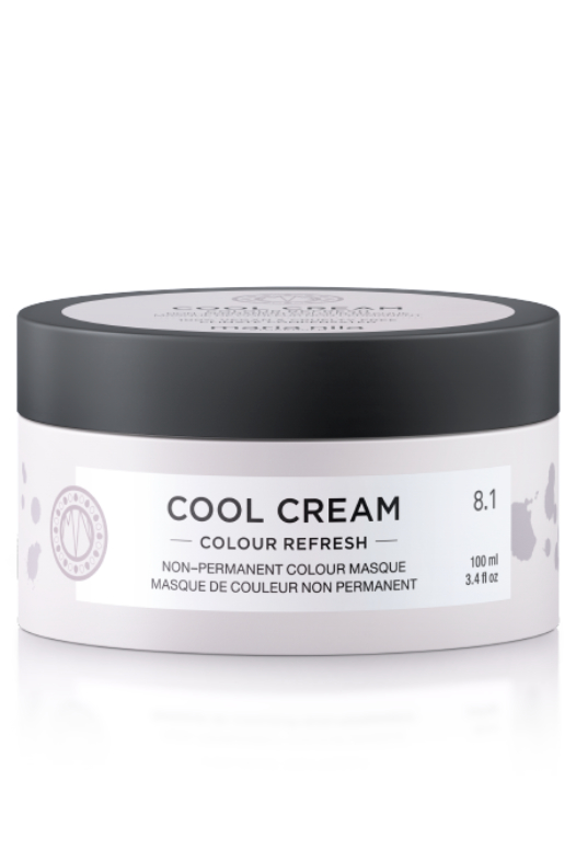 Maria Nila Colour Refresh Cool Cream maska s barevnými pigmenty 100 ml