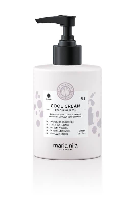 Maria Nila Colour Refresh Cool Cream maska s barevnými pigmenty 300 ml