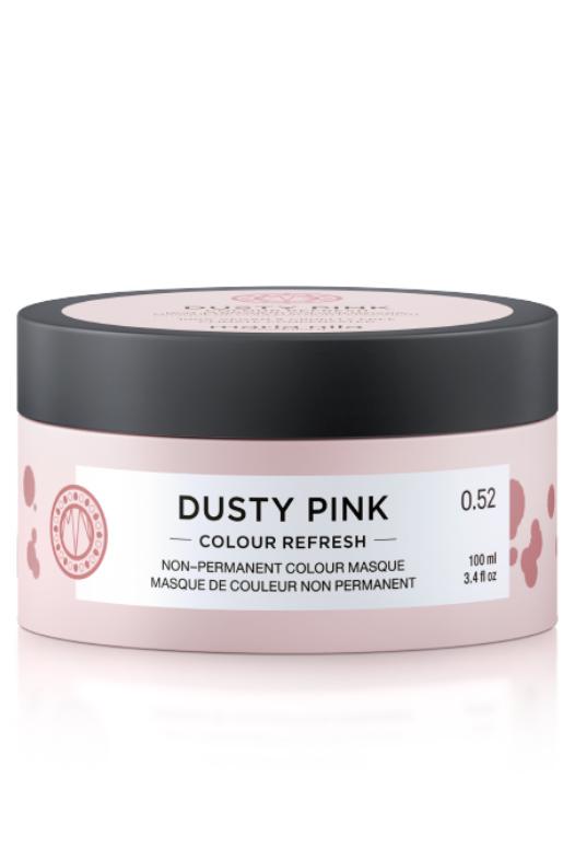 Maria Nila Colour Refresh Dusty Pink maska s barevnými pigmenty 100 ml