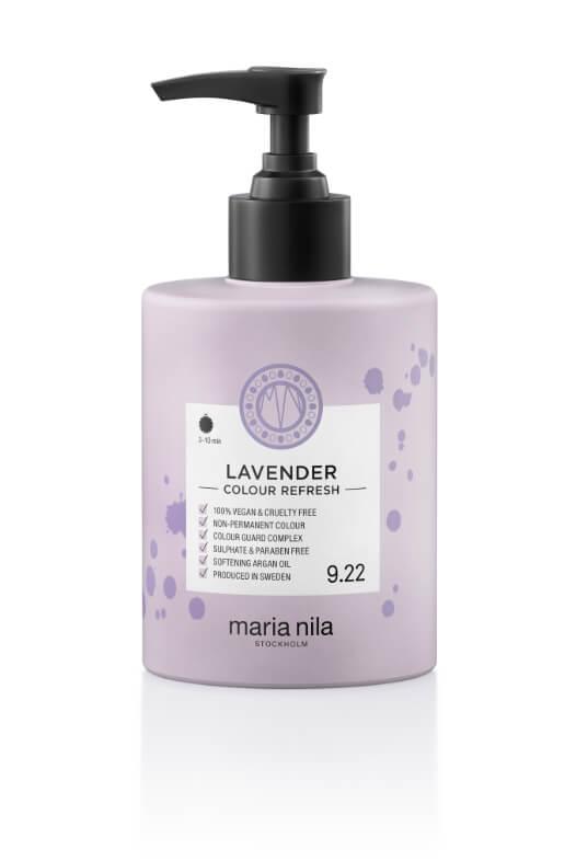 Maria Nila Colour Refresh Lavender maska s barevnými pigmenty 300 ml