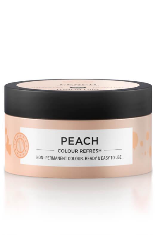 Maria Nila Colour Refresh Peach maska s barevnými pigmenty 100 ml