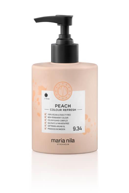 Maria Nila Colour Refresh Peach maska s barevnými pigmenty 300 ml