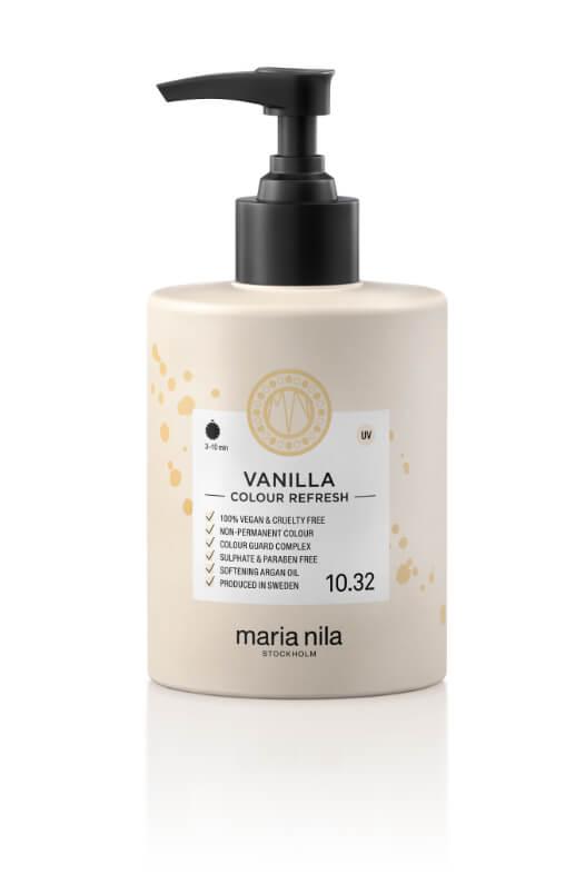 Maria Nila Colour Refresh Vanilla maska s barevnými pigmenty 300 ml
