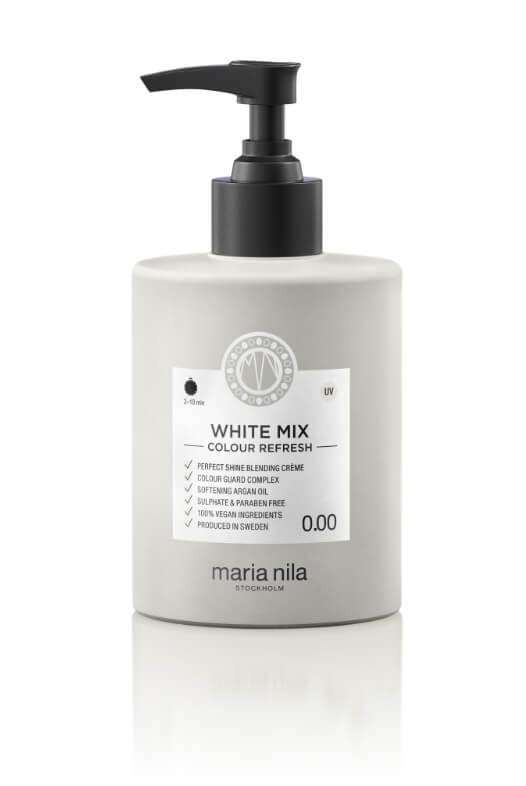 Maria Nila Colour Refresh White Mix maska s barevnými pigmenty 300 ml
