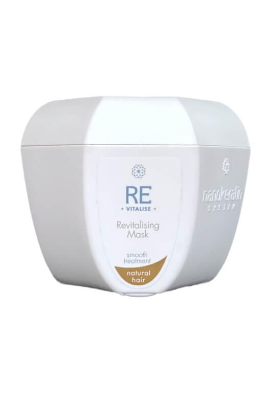 Nanokeratin System Revitalise Revitalising maska na naturální vlasy 230 ml