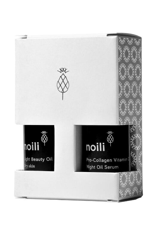 Noili Light Travel Kit na suchou pleť 2 x 15 ml