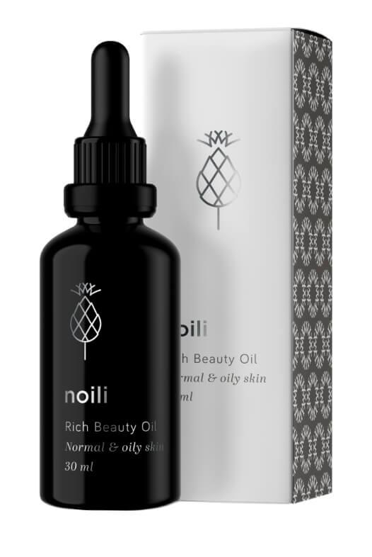 Noili Rich Beauty Oil na normální a mastnou pleť 30 ml